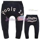 กางเกงขายาว-Polo-สีดำ-(5-ตัว/pack)
