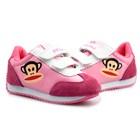 รองเท้าผ้าใบ-Paul-Frank-สีชมพู(10-คู่/pack)-