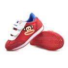 รองเท้าผ้าใบ--Paul-Frank-สีแดง(10-คู่/pack)-