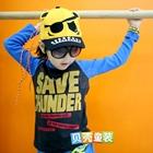 เสื้อแขนยาว-Save-Thunder-สีดำ-(4-ตัว/pack)