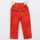 กางเกงขายาว-zipper-pocket-สีส้ม-(4-ตัว/pack)