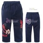 กางเกงขายาว-Mickey-Super-Star-สีกรมท่า-(6size/pack)