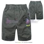 กางเกงขาสั้น-Mickey-Mouse-ขี้อาย-สีเขียวขี้ม้า-(5size/pack)