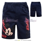 กางเกงสั้น-Mickey-Super-Star-สีกรมท่า-(6size/pack)