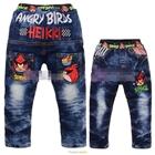 กางเกงยีนส์ขายาว-Angry-Birds-สุดร๊อค-(5size/pack)