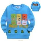 เสื้อแขนยาว-Angry-Birds-3-สหาย-สีฟ้า-(5size/pack)