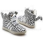 รองเท้าผ้าใบหุ้มข้อ-เสือน้อย-สีขาว-(7-คู่/แพ็ค)