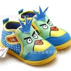 รองเท้าผ้าใบนกหน้าใหญ่-สีฟ้า-(6-คู่/แพ็ค)