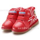 รองเท้าผ้าใบ-PAUL-FRANK-ENGLAND-สีแดง-(5-คู่/แพ็ค)