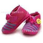 รองเท้าผ้าใบ-SMILE-สีชมพู-(6-คู่/แพ็ค)