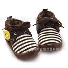 รองเท้าผ้าใบ-SMILE-สีน้ำตาล-(6-คู่/แพ็ค)