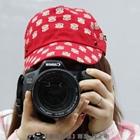 หมวก-PAUL-FRANK-ลายเล็ก-สีแดง-(10ใบ/แพ็ค)
