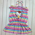 เดรส-Hello-Kitty-สีรุ้ง-(4-ตัว/pack)