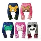 กางเกงขายาวก้นสัตว์ต่างๆ-(15-ตัว/pack)