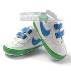 รองเท้าผ้าใบเด็ก-Nike-สีฟ้า-(6-คู่/แพ็ค)