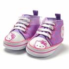 รองเท้าเด็ก-Kitty-Star-สีม่วง--(6-คู่/แพ็ค)