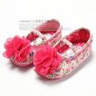 รองเท้าเด็กเจ้าหญิงดอกไม้-(6-คู่/แพ็ค)