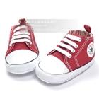 รองเท้าผ้าใบ-converse-สีแดง-(4-คู่/แพ็ค)