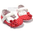 รองเท้าเด็กหนูน้อยรองเท้าแดง-(6-คู่/แพ็ค)