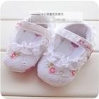 รองเท้าเด็ก-Baby-Flower-(6-คู่/แพ็ค)