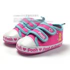 รองเท้าเด็ก-I-LOVE-POOH-สีชมพู-(6-คู่/แพ็ค)
