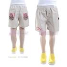 กางเกงขาสามส่วนเบบี้ไมโล-สีกากี-(5-ตัว/pack)