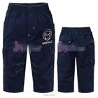 กางเกงขายาว-Babymilo-สีกรมท่า-(5-ตัว/pack)