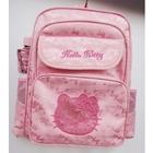 กระเป๋าเป้-Hello-Kitty-หน้าวิ๊ง-สีชมพู-(5-ใบ/pack)