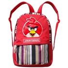 กระเป๋าเป้-Angry-Birds-ลายเส้น-สีแดง-(5-ใบ/pack)