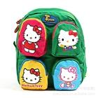 กระเป๋าเป้-Hello-Kitty-Town-สีเขียว-(5-ใบ/pack)