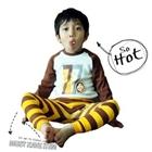 ชุดนอนลิงน้อย-No.77-สีน้ำตาล-(5-ตัว/pack)