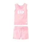 ชุดเสื้อกางเกง-GAP-หวานๆ-สีชมพูอ่อน-(5-ตัว/pack)