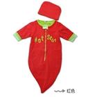 ถุงนอนหนอนน้อย-สีแดง-(6-ตัว/pack)