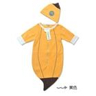 ถุงนอนหนอนน้อย-สีเหลือง-(6-ตัว/pack)