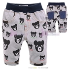 กางเกงขาสามส่วนหมีน้อย--(6size/pack)