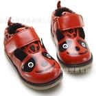 รองเท้าเด็กหมีแพนด้า-สีแดง-(5-คู่/แพ็ค)