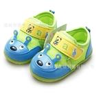 รองเท้าเด็กหมีน้อยน่ารัก-สีฟ้า-(5-คู่/แพ็ค)
