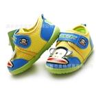 รองเท้าเด็ก-Paul-Frank-สีฟ้า-(5-คู่/แพ็ค)