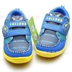 รองเท้าเด็ก-Fullong-สีฟ้า-(6-คู่/แพ็ค)