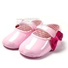 รองเท้าเด็ก-Princess-สีชมพู-(6-คู่/แพ็ค)