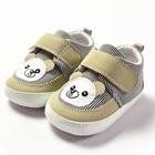 รองเท้าลายทางหมีน้อย-สีน้ำเงินขาว-(6-คู่/แพ็ค)