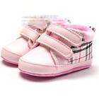 รองเท้าผ้าใบเด็ก-Burberry-สีชมพู-(6-คู่/แพ็ค)
