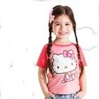 เสื้อยืด--Kitty-สีชมพู(5-ตัว/pack)