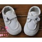 รองเท้าเด็กกวางน้อย-สีขาว-(5-คู่/แพ็ค)