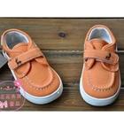 รองเท้าเด็กกวางน้อย-สีส้ม(5-คู่/แพ็ค)