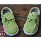 รองเท้าเด็กกวางน้อย-สีเขียว-(5-คู่/แพ็ค)