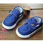 รองเท้าเด็กกวางน้อย-สีน้ำเงิน-(5-คู่/แพ็ค)