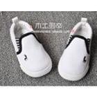 รองเท้าเด็ก--สีขาว-(8-คู่/แพ็ค)