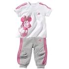 ชุดเสื้อกางเกง-Minnie-สีชมพู-(5-ตัว/pack)