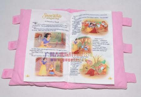 นิทานผ้า Princess Story (5 เล่ม/แพ็ค)